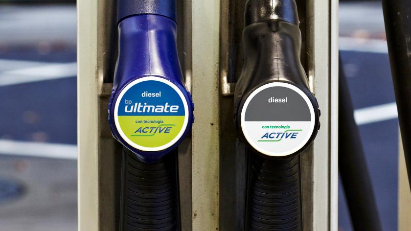 Diesel tecnología ACTIVE