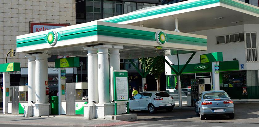 Gasolinera BP centro Talavera