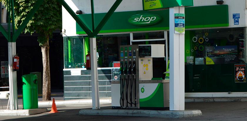 Tiendas 24 horas gasolineras BP