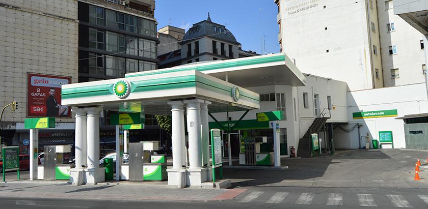 Estación de servicio BP Talavera