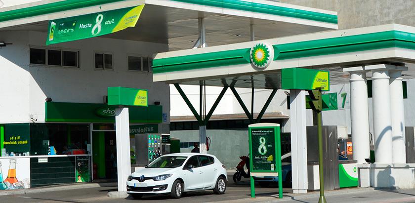 Gasolinera BP Talavera
