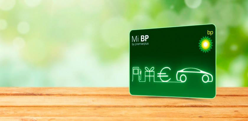 tarjeta mi BP con descuentos y puntos