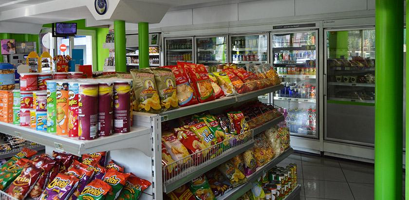tienda BP 24 h en el centro de Talavera